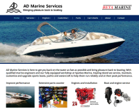 See real-time user tracking on the AD Marine website