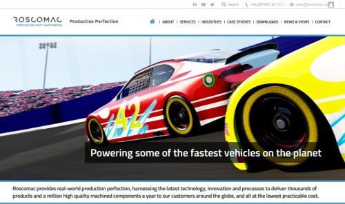 Roscomac marketing and website